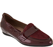 Earth Orgins Bremen Crinkled Patent Loafers - S8727