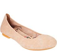 Born Julianne Leather Ballet Flats - S8929