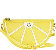 C. Wonder Lemon Convertible Crossbody Handbag - S8730