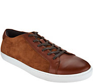 Kenneth Cole New York Kam Mens Lace Up Sneakers - S8833