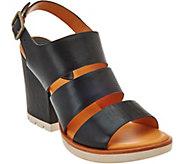 Kork-Ease Open Toe Three-Strap Sandal - Lenny - S8535