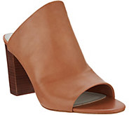 1. State Sloan Stacked Heel Mules - S8837