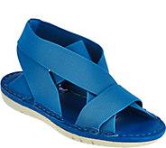 NoSoX Elastic Flat Sandals- Athena - S8338