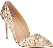 Imagine by Vince Camuto Ova Embellished dOrsay Pumps - S8840