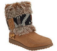 Jellypop Cedar Faux Fur Cold Weather Ankle Boots - S8940