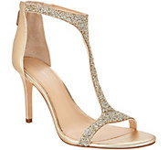 Imagine by Vince Camuto Phoebe T-Strap Sandals - S8841
