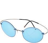 Silhouette Optical Wes Gordon Sunglasses - S8748