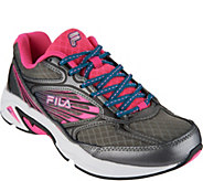 FILA Inspell Womens Lace-Up Sneakers - S8849