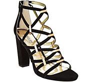 Carlos by Carlos Santana Francesca Strappy Platform Heels - S8851