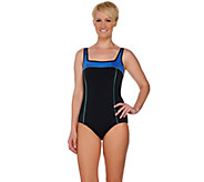 Fit 4 U Square Neck Tank with Keyhole Back - S8253