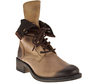 Matisse Tarnished Lace-up Boots- Mollie - S8553