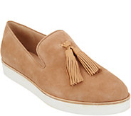 Via Spiga Toni Slip On Tassle Sneakers - S8853