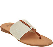 Andre Assous Nice-A Thong Sandals - S8856