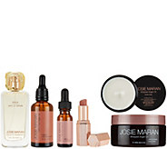 Josie Maran Peace, Love & Joy Argan Body & Fragrance Set - S8659