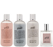 philosophy act of grace 4-piece fragrance collection - S7760