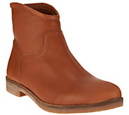Lucky Brand Womens Leather Booties - Garmann - S8460