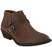 Lucky Brand Two-Strap Ankle Bootie - Jacquii - S8463