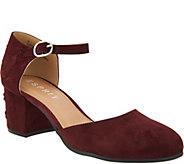 Esprit Ellen Single Strap Block Heels - S8768
