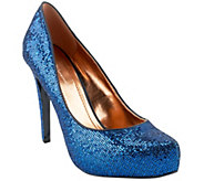 BCBGeneration Parade Glitter Pumps - S7272