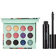 Laura Geller Island Escape Eyeshadow Palette w/ DramaLASH - S8972