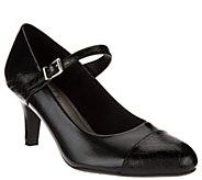 Life Stride Mary Jane Mid Heel Pumps - Petra - S8473