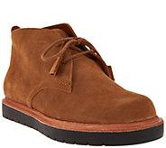 Mia Platform Desert Ankle Boots - Camryn - S8476