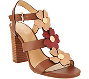 Michael Kors Block Heeled Sandals - S8777