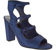 Indigo Rd. Bray Strappy Open Toe Block Heels - S8881