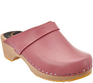 Cape Clogs Solid Pink Clogs - S8282