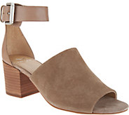 Marc Fisher LTD Robe Ankle Strap Sandals - S8886