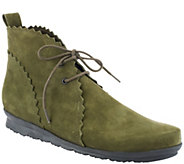Arche Barkus Leather Lace-up Boots - S7288