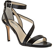 BCBGeneration Strappy Open-Toed Pumps - S8394