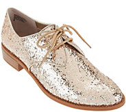 Seychelles Glitter Oxfords - Welcome Back - S8298