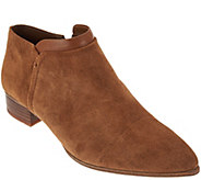 Vince Camuto Suede Ankle Booties- Jody - S8398
