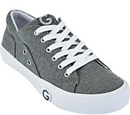 G by Guess Low Rise Lace Up Sneaker - Chai - S8498