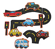 Traffic Fun Tub Toy - T123801