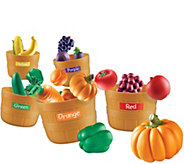 Farmers Market Color Sorting Set by Learning Resources - T127301