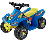Lil Rider Blue Bandit GT Sport ATV 6V Ride-On - T127203