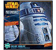 Star Wars Photomosaics R2-D2 1000-Piece Puzzle - T127503