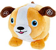 Fuzzy Flyers Get Moving Interactive Plush Toy - T35004