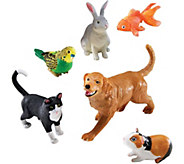 Jumbo Animals - Domestic Pets  by Learning Resources - T119105