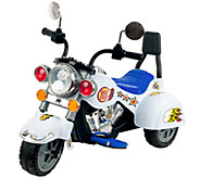Lil Rider Road Warrior Motorcycle 6V Ride-On - T127207