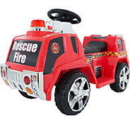 Lil Rider Battery-Powered Ride-On Truck - T128007