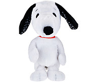 13 Animated Dancing Snoopy Plush w/ Peanuts Theme Song - T33710