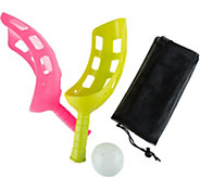 Hey! Play! Scoop Ball Game Set with Carrying Case - T128011
