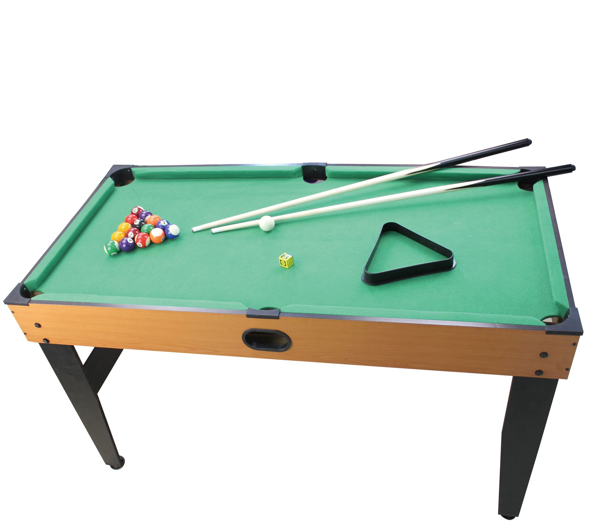 4' Pool Table and Accessories — QVC.com