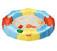 Fisher Price Sand N Play Build A Box - T127115