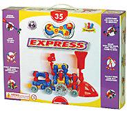 Alex Brands ZOOB Jr. Express 35-Piece Set - T127215