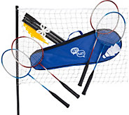 Hey! Play! Complete Badminton Set with CarryingCase - T128015