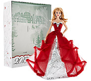 2015 Holiday Barbie Doll By: Mattel - T33715